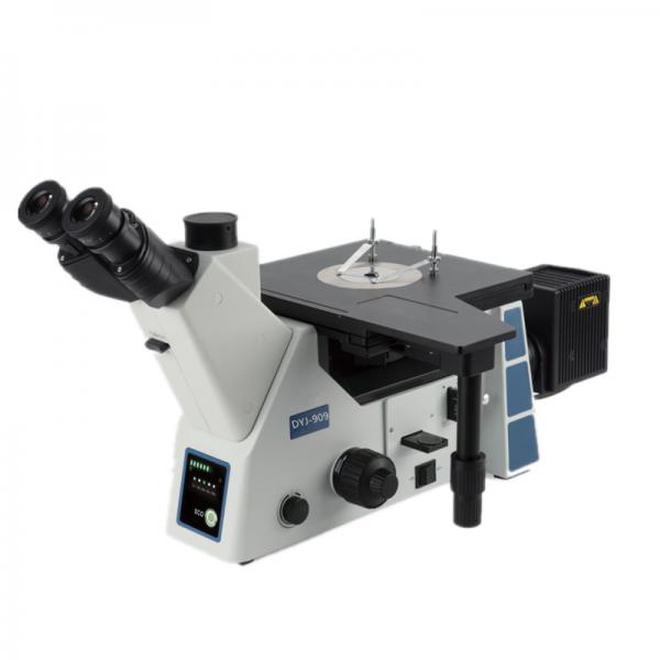 DYJ-909科研型倒置金相显微镜
