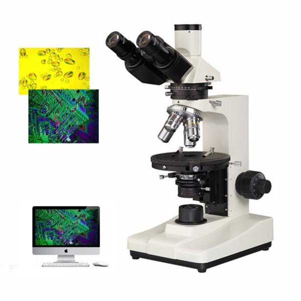 透射型偏光显微镜DYP-606