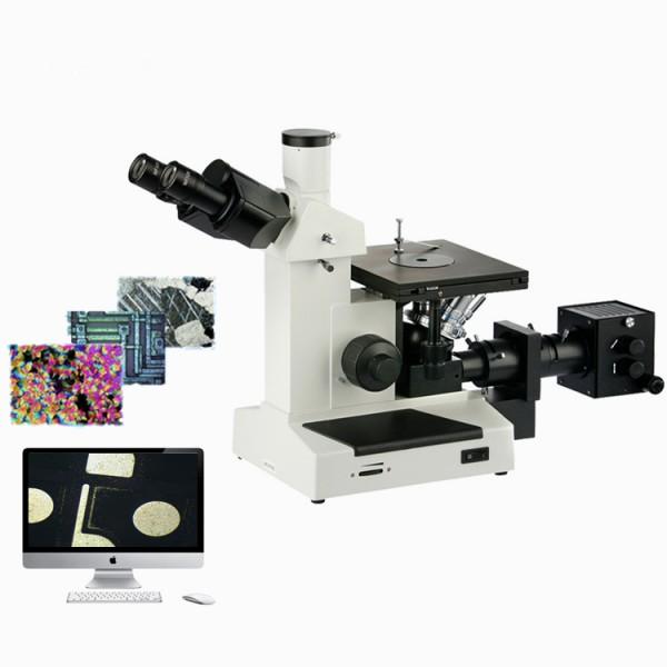 DYJ-202 倒置金相显微镜